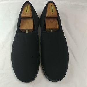 Black Copper fit slip-on Men's shoes Size 12
